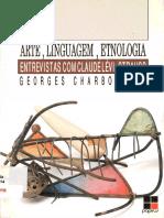 Arte Linguagem Etnologia Entrevistas Com Levi Strauss