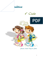 Dossier Do Professor - Resumos de Mat 1º Ciclo