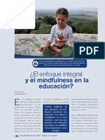 Enfoque Mindfulness