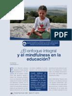 Enfoque Mindfulness
