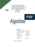 Algoritmo Programacion