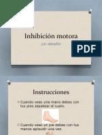 Inhibición motora