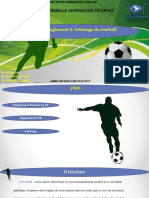 Histoire, Règlement & Arbitrage Du Football