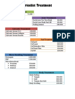 Pricelist Treatment (1)