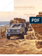 2007-2008 Year in Review, Marin Agricultural Land Trust