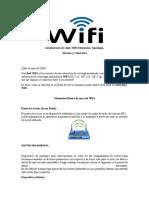 Arquitectura de Redes WiFi