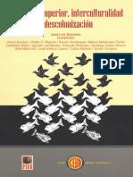 Educación Superior, Interculturalidad y Descolonización - José Luis Saavedra