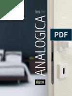 Catalogo Analogica
