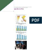 Pobreza Sigue Alta en El Perú