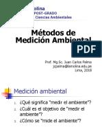 Metodos Medicion Ambiental 2018-2