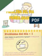 Problemario 1 Grado p