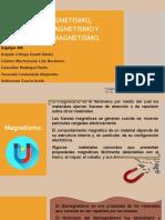 Magnetismo Diamagnetismo y Paramagnetismo