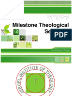 Milestone Theological Seminary