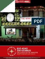 The Wine Store - Bogotá | Catalogo Navidad 2018