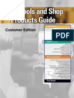 Tools and Shop Products Guide