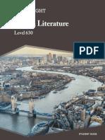 British Literature 630 Student Guide Sample