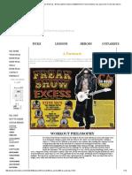 Hour Workout 30 Hour PDF