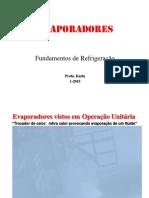 Aula02_Evaporadores2-2015