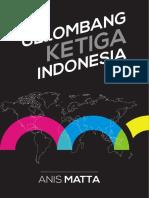 Gelombang Ketiga Indonesia Anis Matta eBook
