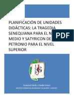 Planificaciones - Latin IV