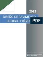 Diseño de pavimentos Flexibles y Rígidos - Proyecto Final.pdf