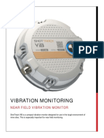ShotTrack Vibration Monitor 2018