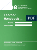 ATHE Learner Handbook