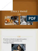 Ética y Moral
