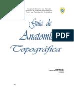 Guia de Anatomia Topografica