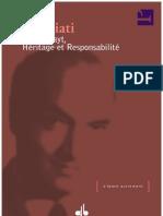 (Islam Autrement) Ali Shariati-Ahl Ul Bayt Héritage Et Responsabilité –-Albouraq (2011)