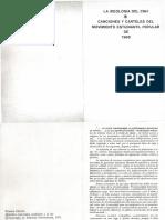 CANCIONES Y CARTELES DEL MOVIMIENTO ESTUDIANTIL POPULAR DE 1968 (México) - I. Medina y R. Aguilar..pdf