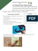 Ficha de Educação Visual_Figura Fundo