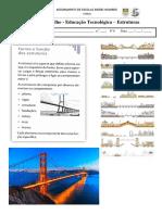Ficha de Educação Tecnológica_estruturas