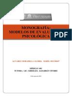 Modelos de Evaluacion Spicologica