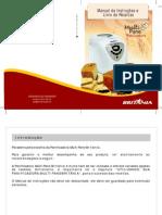 Manual Panificadora