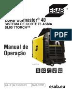 4 - Manual de Operacao Do Sistema Corte de Plasma (1)