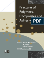 Fracture Mechanics Testing Methods for Polymers Adhesives and Composites Volume 2
