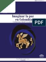Libro Imaginar La Paz en Colombia