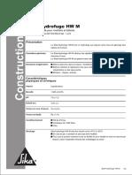 Sika hydrofuge HW M.pdf