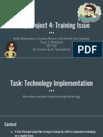 team2wolfpack groupproject4 trainingissue