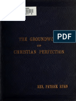 Ryan - Groundwork of Christian Perfection