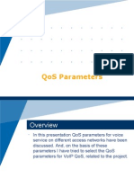 Download QoS Parameters by mpscr SN3934579 doc pdf