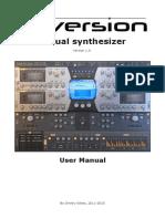 Diversion User Manual