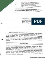 Queixa-crime -- Eleições OAB-DF