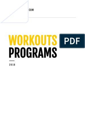 Elitefts Workouts Programs 2018 | Strength Training | Hobbies
