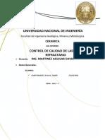 2do Informe de CeramicaTERMINADO