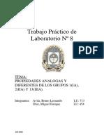 Laboratorio N 8