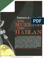 Revista Mas Alla 020-Los Muertos