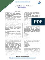 31.Simulado Paulo Freire
