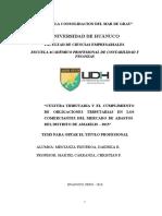 Derecho Laboral Monografia.